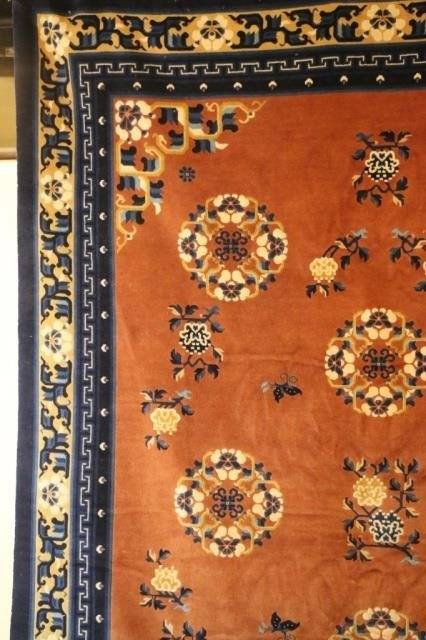 CHINESE ROOM SIZE MODERN RUG - 2