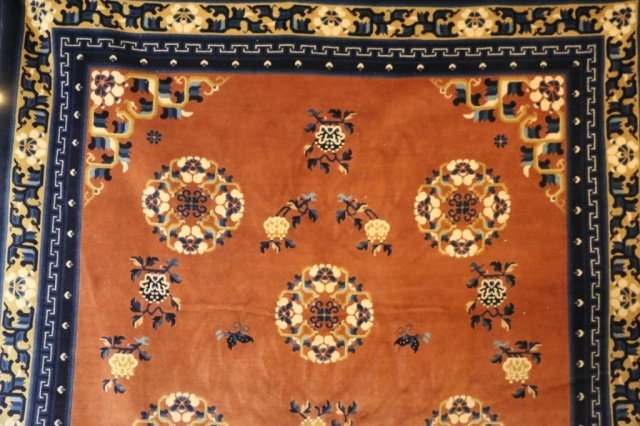 CHINESE ROOM SIZE MODERN RUG - 4