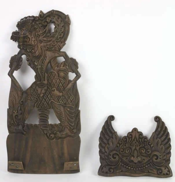 SOUTH ASIAN VINTAGE CARVINGS