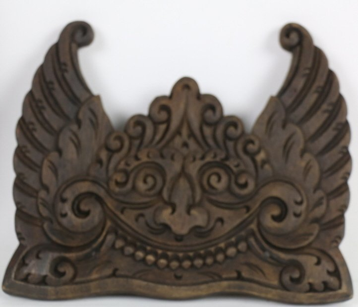 SOUTH ASIAN VINTAGE CARVINGS - 2