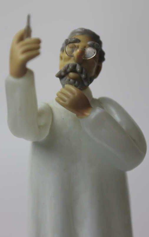 ITALIAN MURANO GLASS DOCTOR - 3