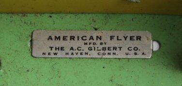 AMERICAN FLYER VINTAGE COW CORRAL - 2