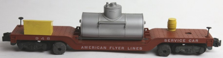 AMERICAN FLYER LINES  948 SERVICE CAR