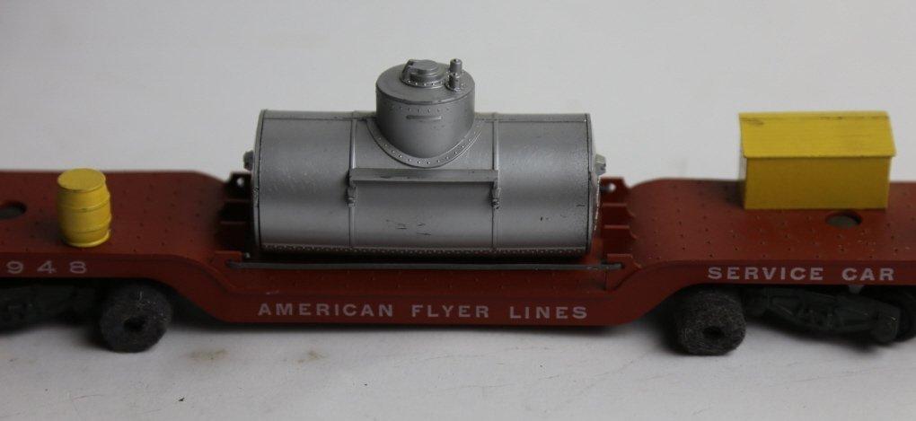 AMERICAN FLYER LINES  948 SERVICE CAR - 5