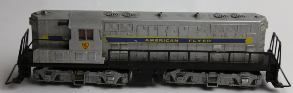 AMERICAN FLYER GM DEISEL ENGINE S GAUGE - 2