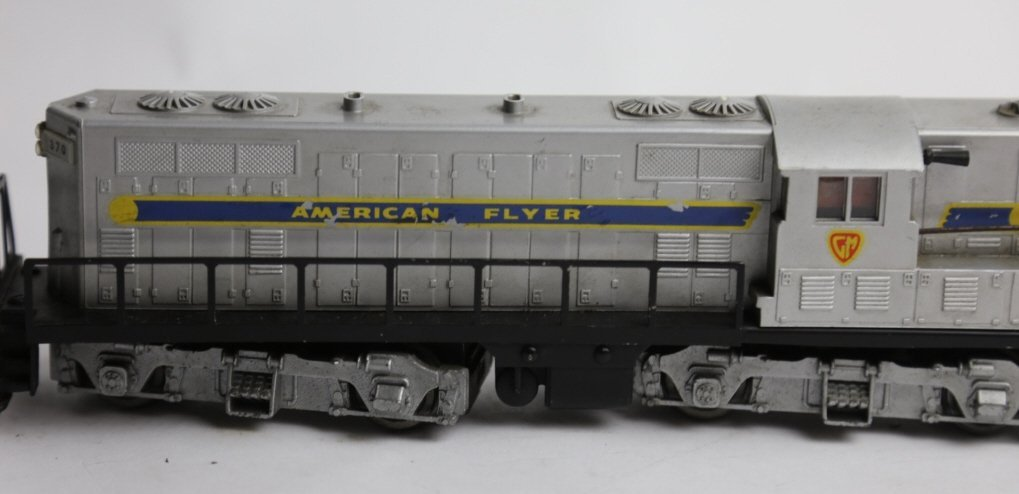 AMERICAN FLYER GM DEISEL ENGINE S GAUGE - 5