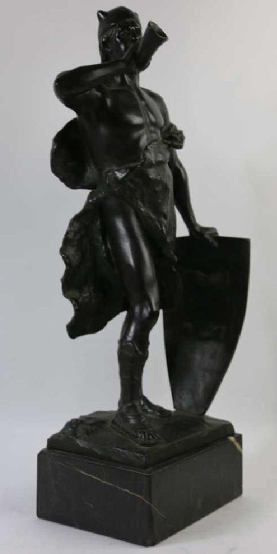 VICTOR HEINRICH SEIFERT (1870-1953) BRONZE