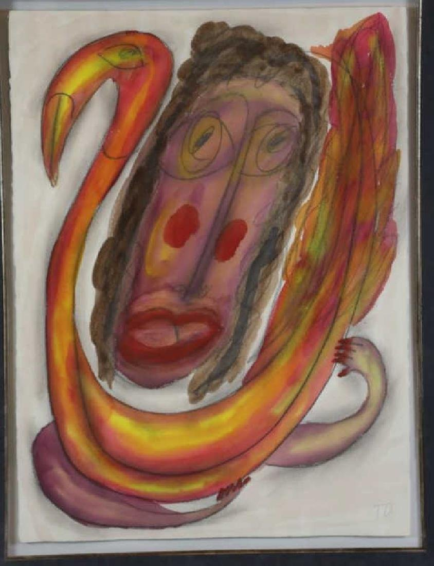 THORNTON DIAL (AMERICAN, 1928-2016) ORIGINAL - 4