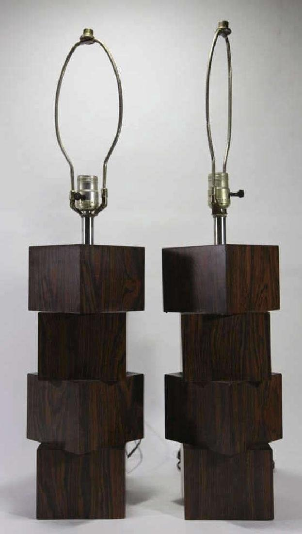 MIDCENTURY MODERN LAMPS
