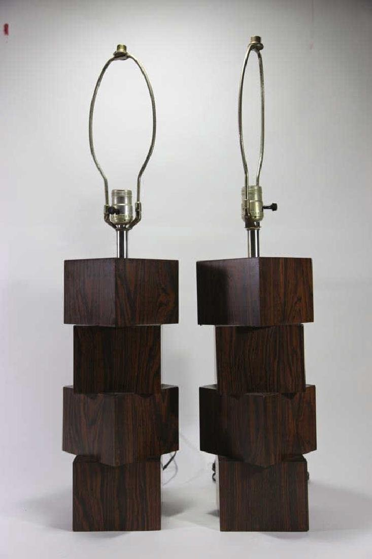 MIDCENTURY MODERN LAMPS - 2