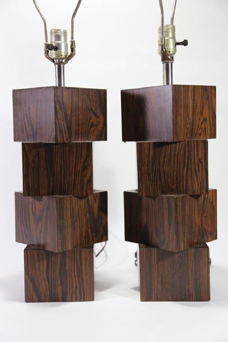 MIDCENTURY MODERN LAMPS - 3