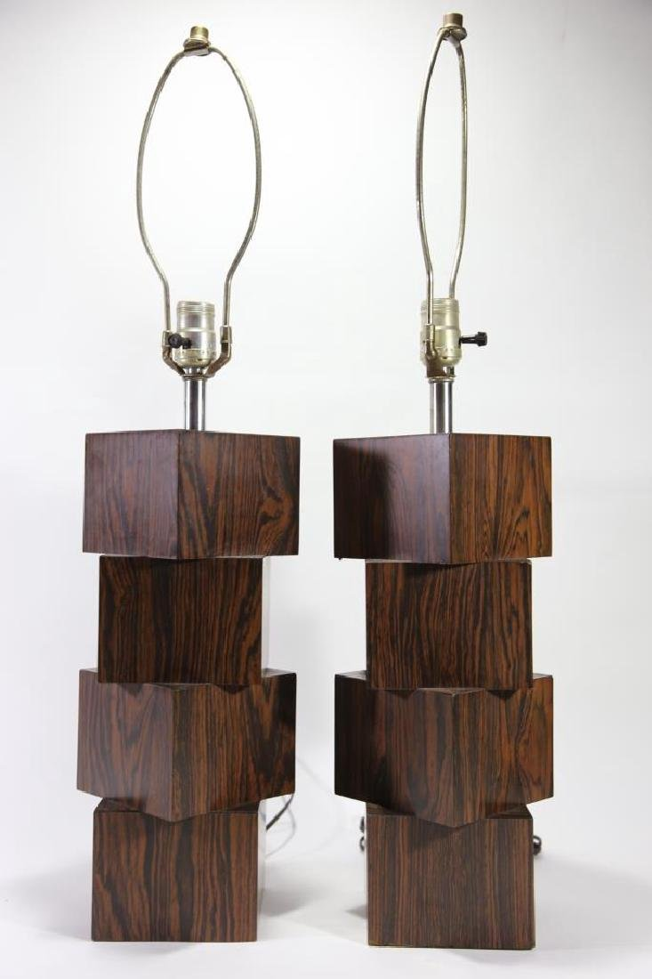 MIDCENTURY MODERN LAMPS - 6