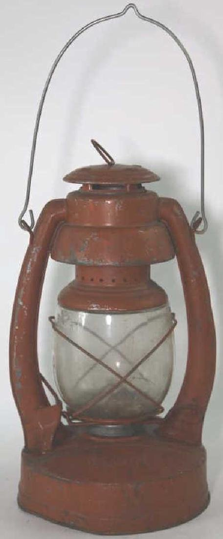 ELGIN ANTIQUE RAILROAD OIL LANTERN