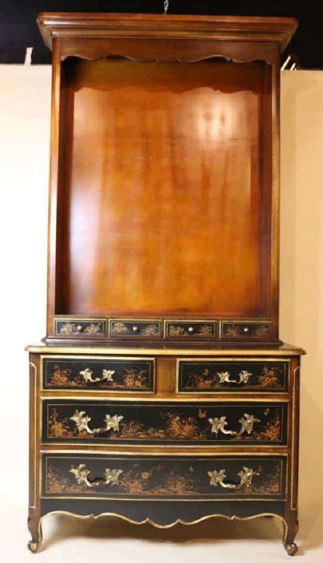 MAITLAND SMITH CHINOISERIE CLASSICAL ETAGERE - 4