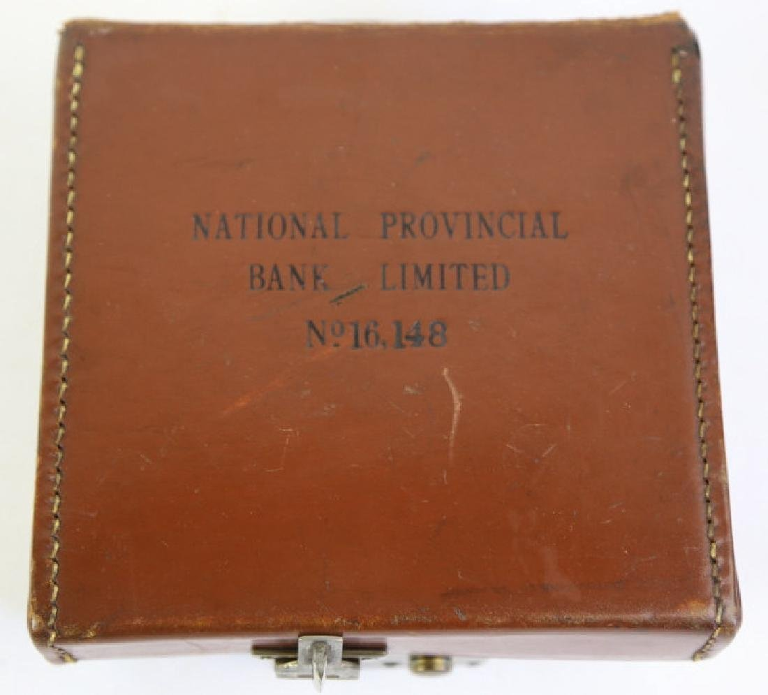 NATIOINAL PROVENCIAL BANK LINITED LEATHER CASE - 3