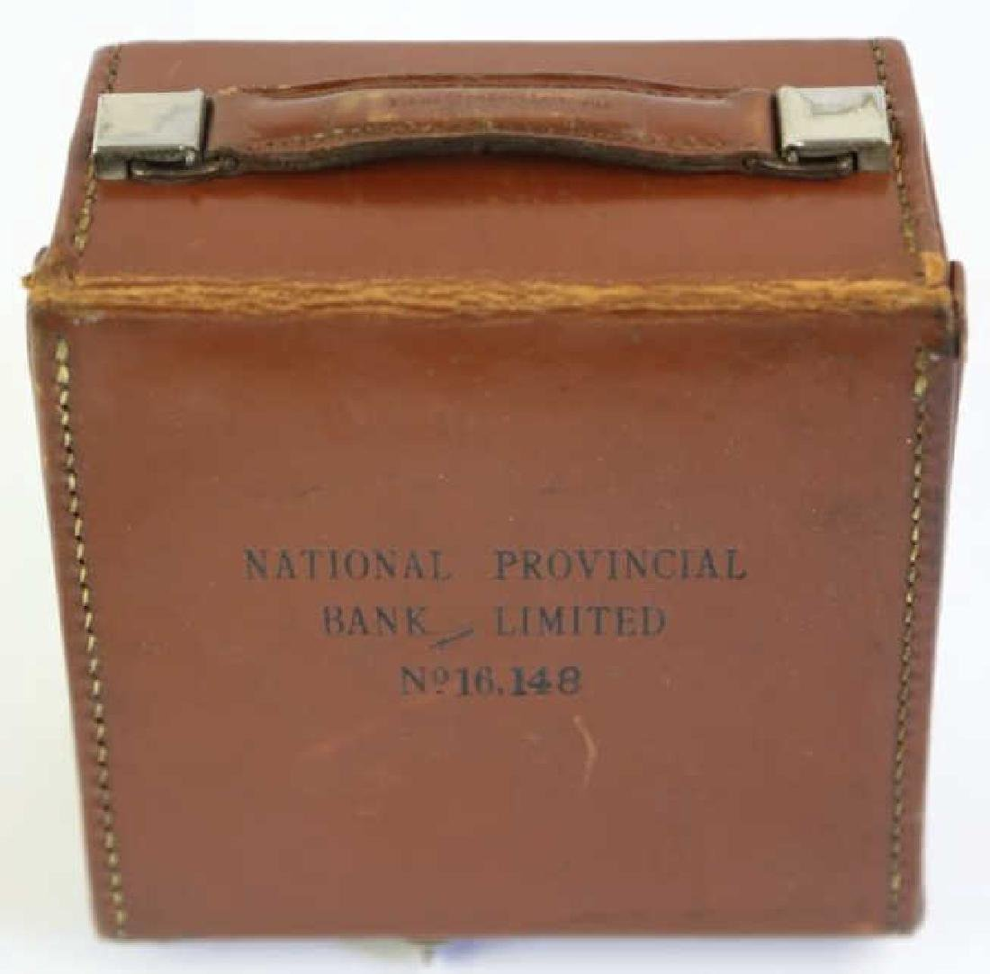 NATIOINAL PROVENCIAL BANK LINITED LEATHER CASE - 4