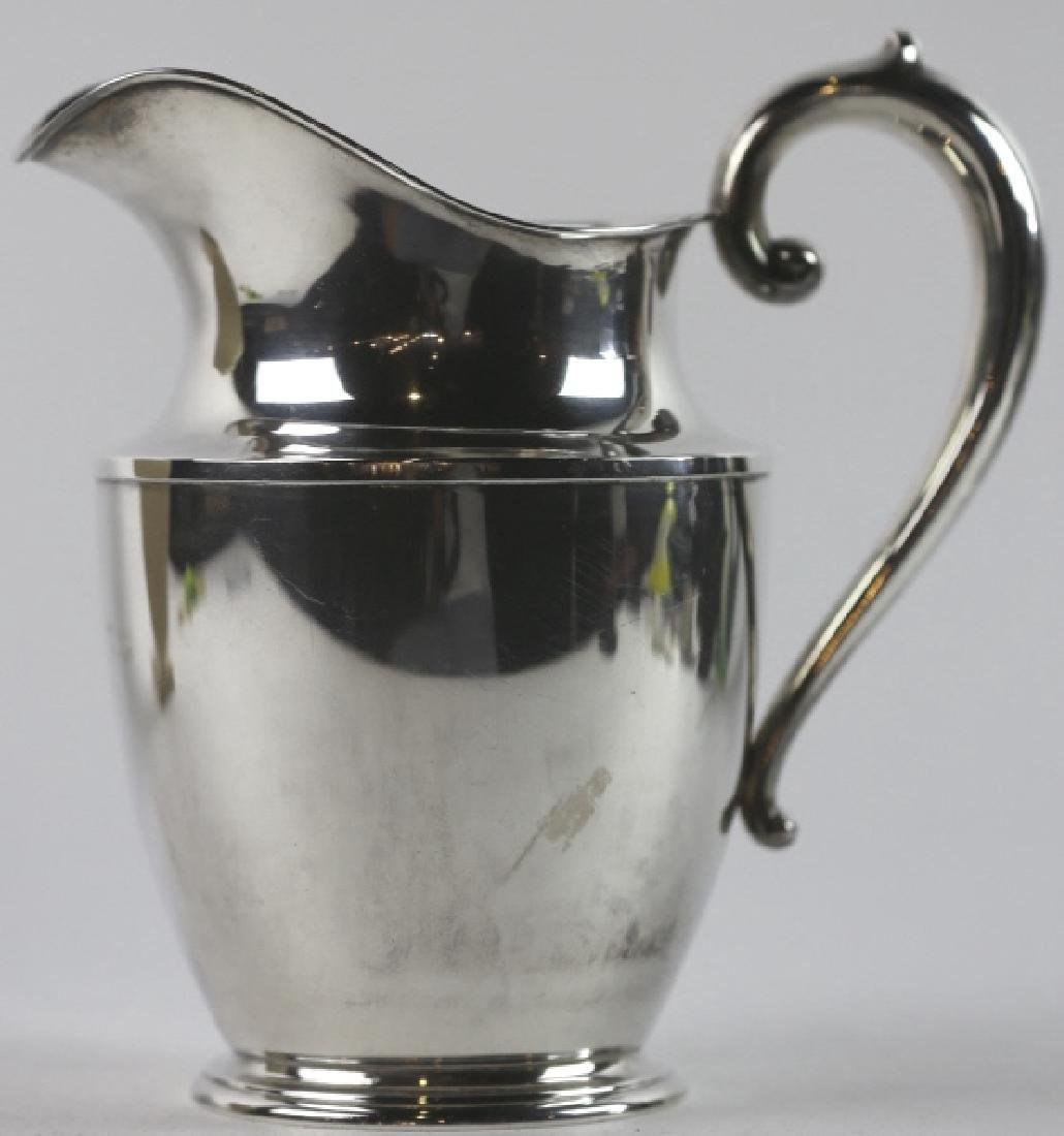STERLING SILVER WATER PITCHER  BY WALLACE