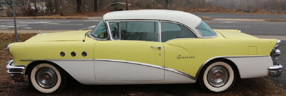 """1955 BUICK ROADMASTER SPECIAL """"ALL ORIGINAL COUPE"""""""
