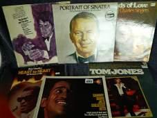 495 7 Vinyl LP records