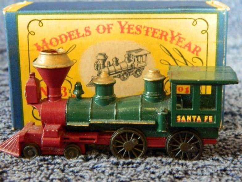9: Matchbox Models of Yesteryear No. 13 by Lesney Engla