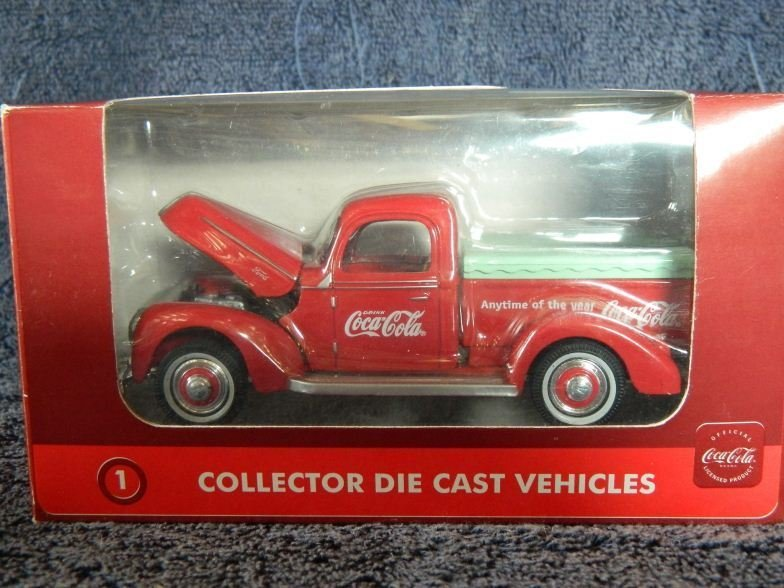 14: Coca-Cola Ford 1940 delivery truck