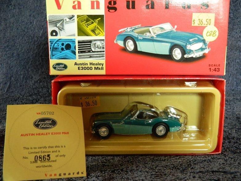 15: Vanguard Austin Healey E3000 Mark II