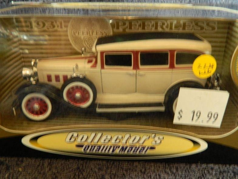16: Anson scale model 1931 Peerless