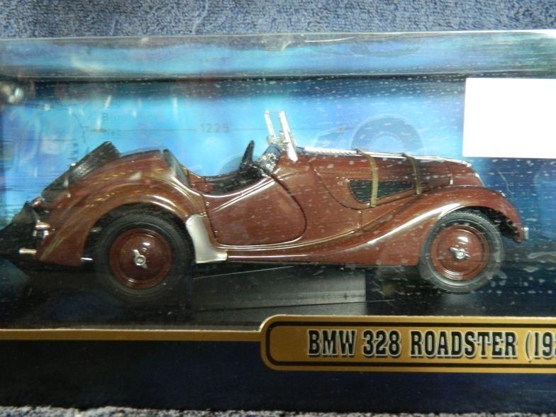 21: Ricko model BMW 328 roadster (1936)