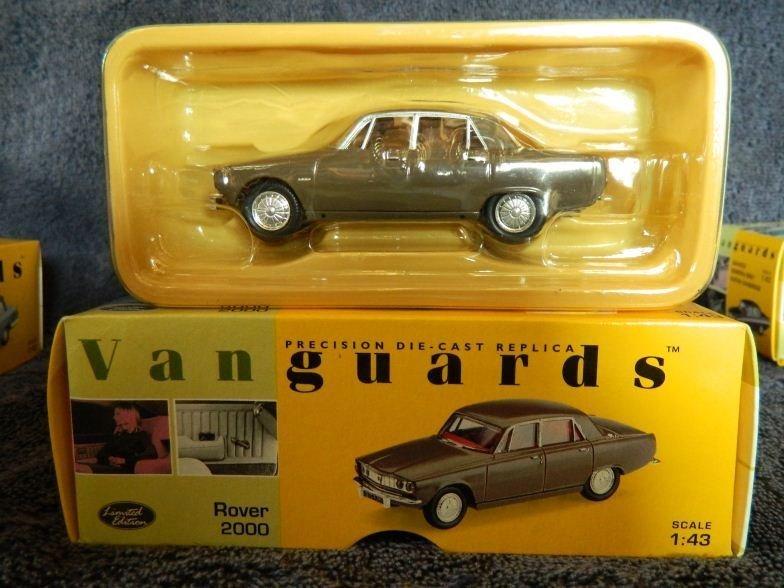 23: Vanguard Rover 2000