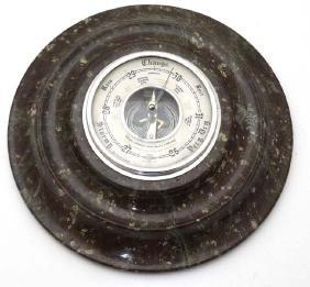 Serpentine barometer : a Shortland Smith circular