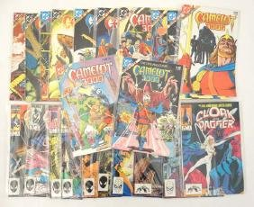 Comic Books: A collection of approx 6  Marvel Comics ''