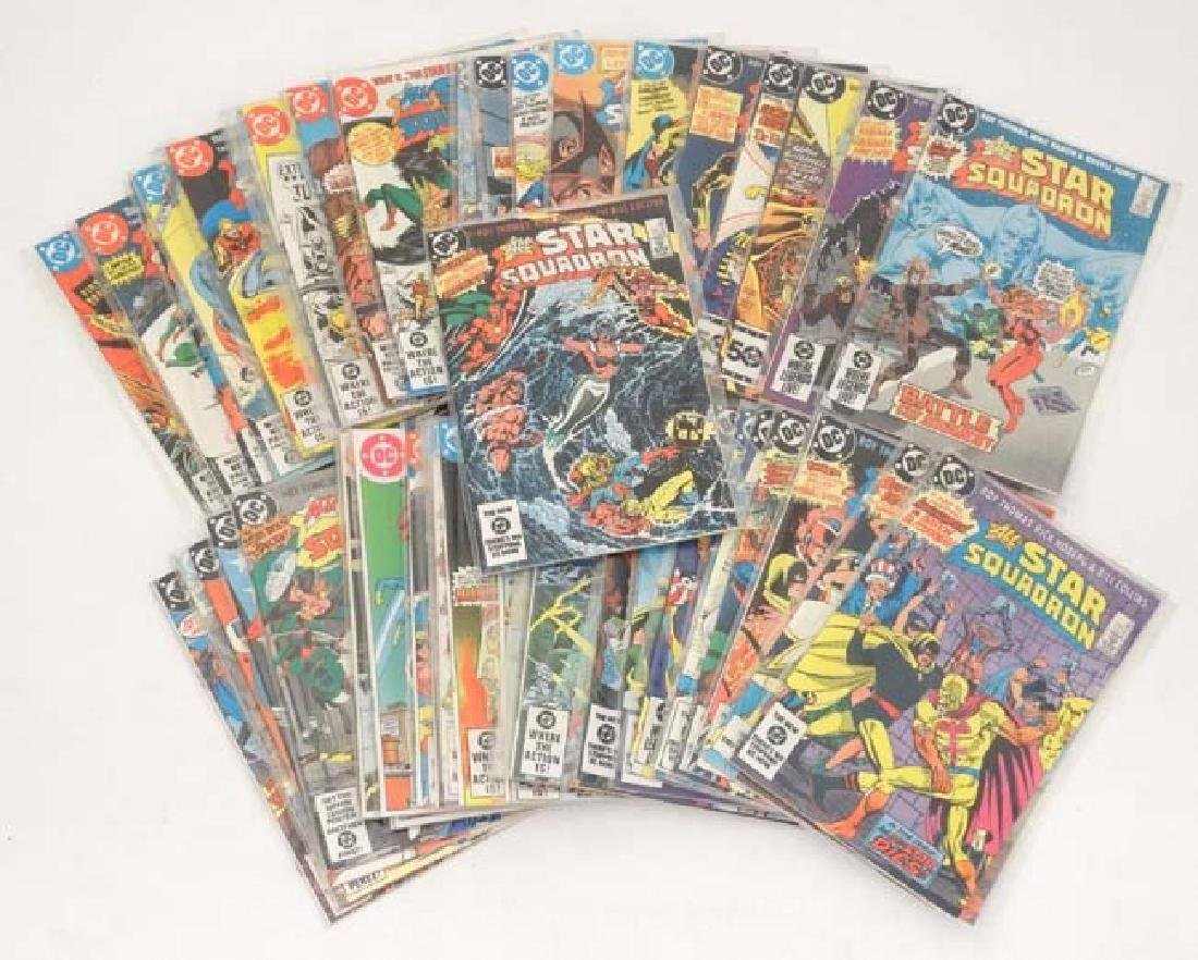 Comic Books: A collection of approx 31 DC Comics  ''
