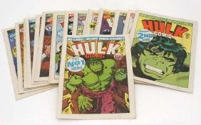 Comic Books: A collection of approx 22 Stan Lee