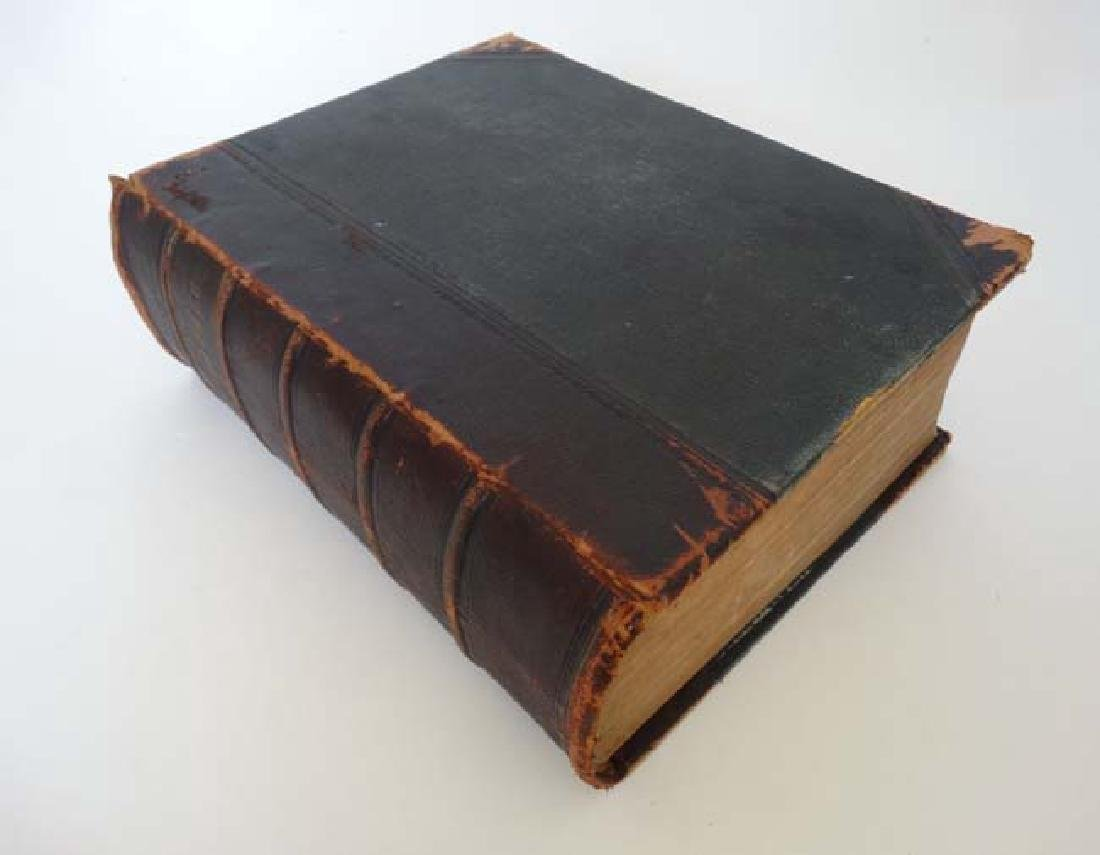 Book: '' The Holy Bible containing the Old and New