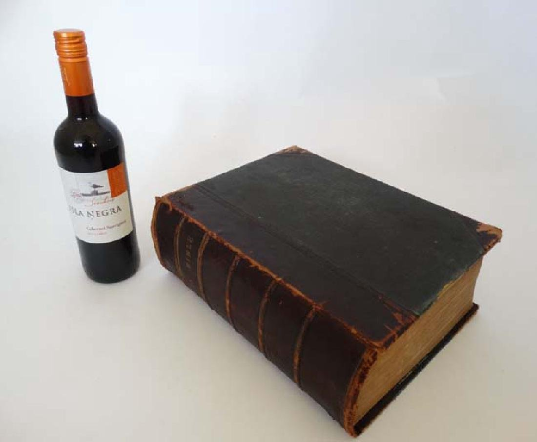 Book: '' The Holy Bible containing the Old and New - 3
