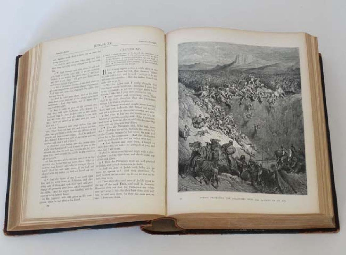 Book: '' The Holy Bible containing the Old and New - 6