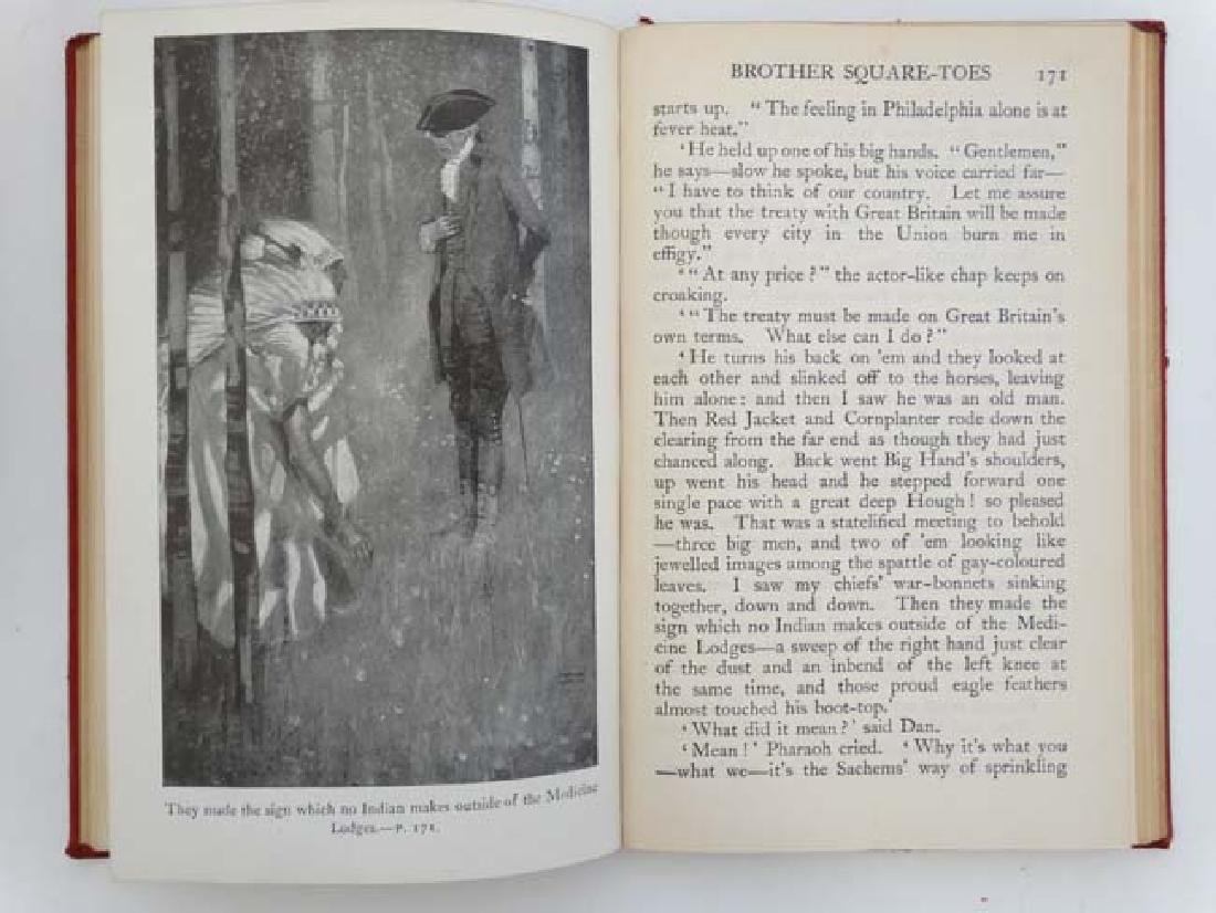 Books: A collection of Rudyard Kipling books , to - 7