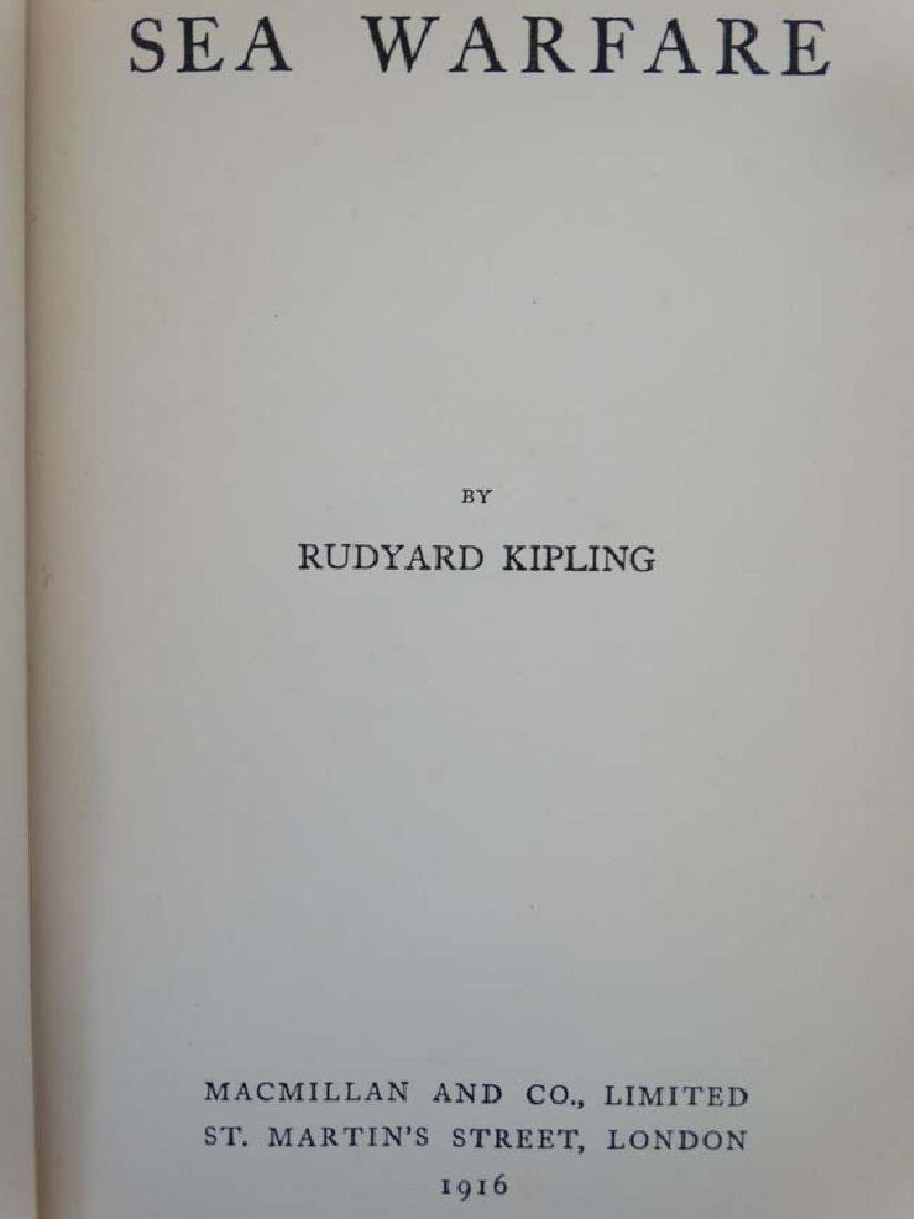 Books: A collection of Rudyard Kipling books , to - 9