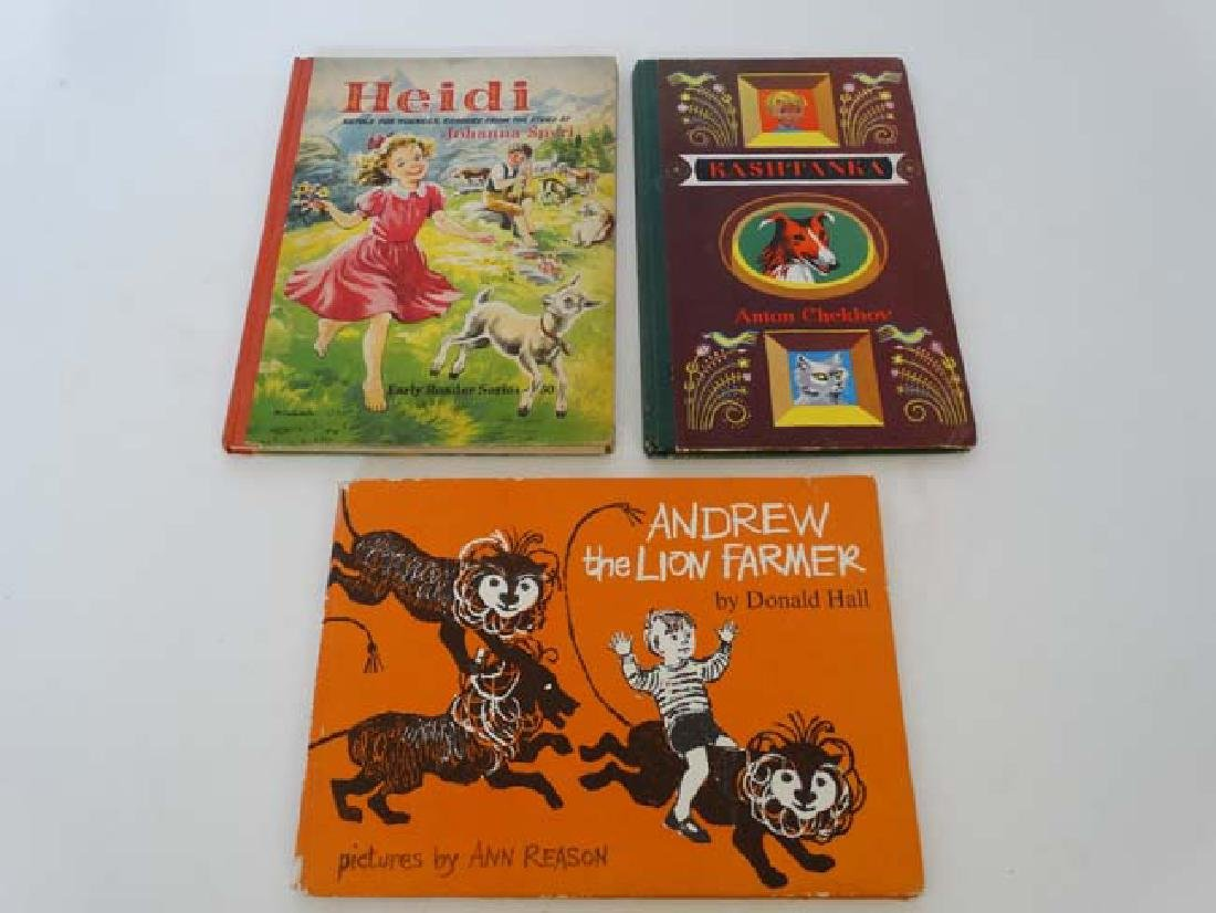 Books: A collection of 3 childrens books to include, ''