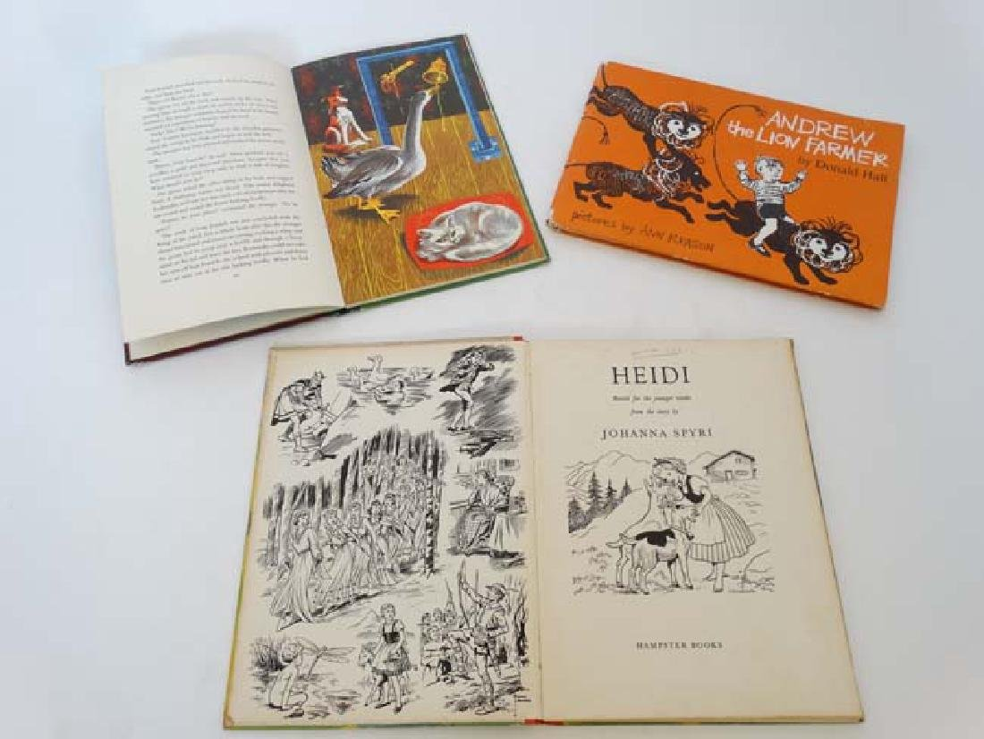 Books: A collection of 3 childrens books to include, '' - 2