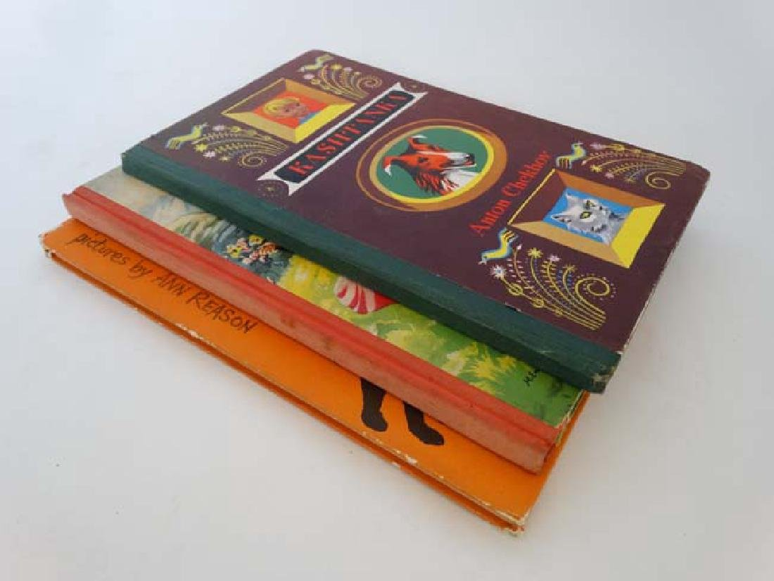 Books: A collection of 3 childrens books to include, '' - 3