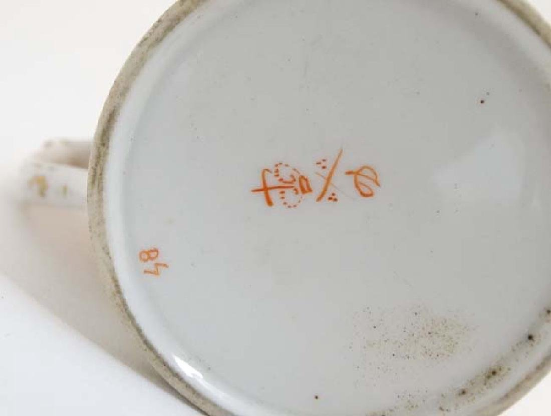 An early 19thC Derby Porcelain coffee can / cup , - 2