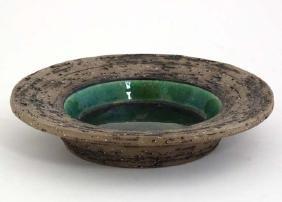 Vintage Retro : an Upsala Ekeby , Sweden stoneware dish