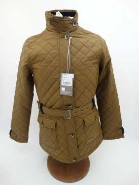 Musto Cotswold caramel ladies quilted jacket, size 12