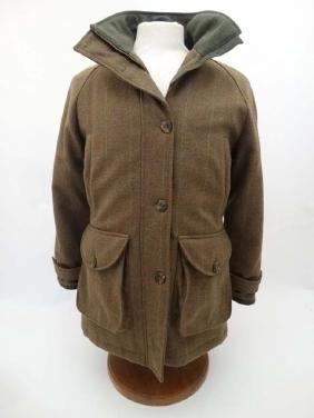 New Laksen Ladies Tyne tweed jacket, size XS