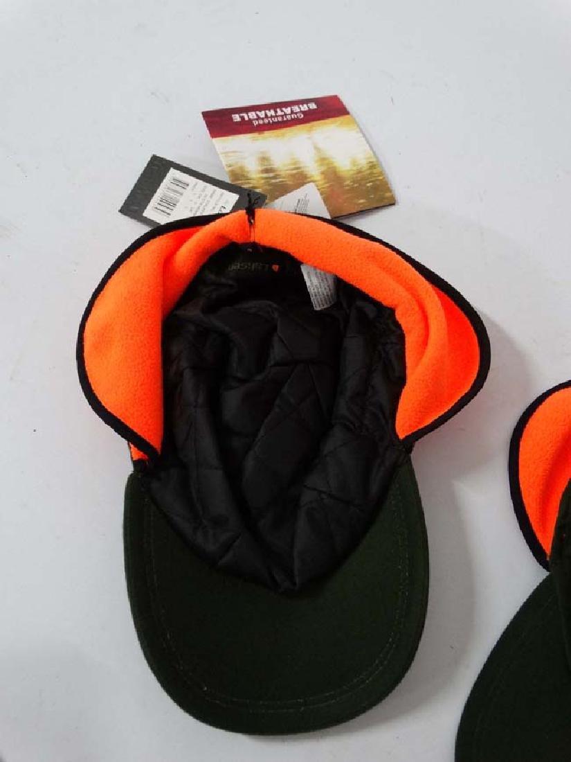 A set of 3 Laksen Stalker Caps, size L. (3) - 4