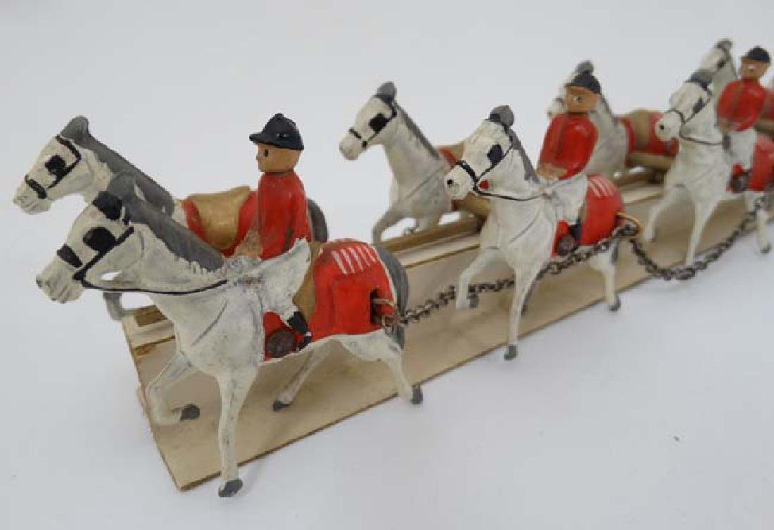 Toys: Two 1952 Lesney Products & Co, London , - 4