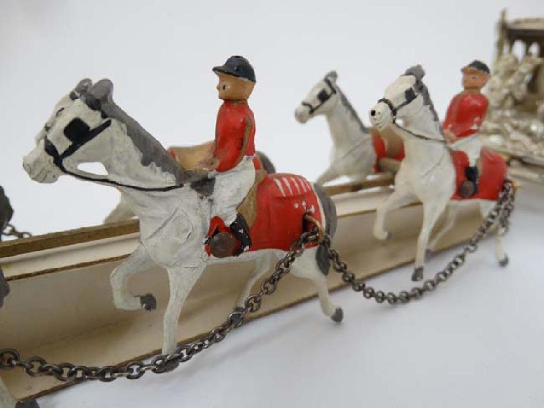 Toys: Two 1952 Lesney Products & Co, London , - 6