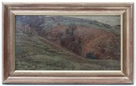 Robert Sivell (1888-1958) Scottish,  Oil on canvas