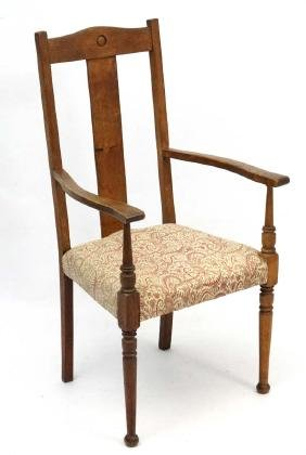Arts and Crafts : manner of William Birch, and oak